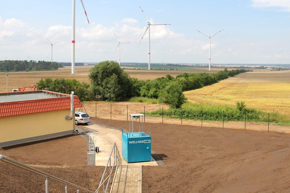 WellnerBOX im Einsatz fuer HB Kunststoffe in Hueselitz