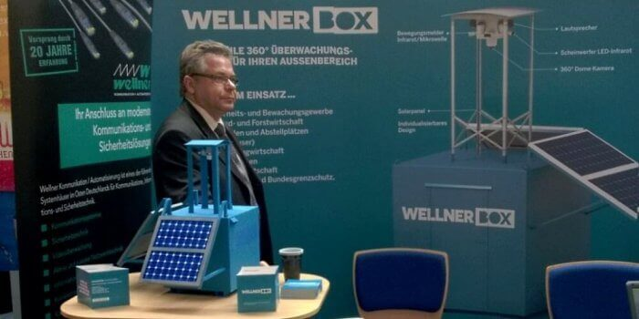 WellnerBOX At 9th Business Day At Schmölln
