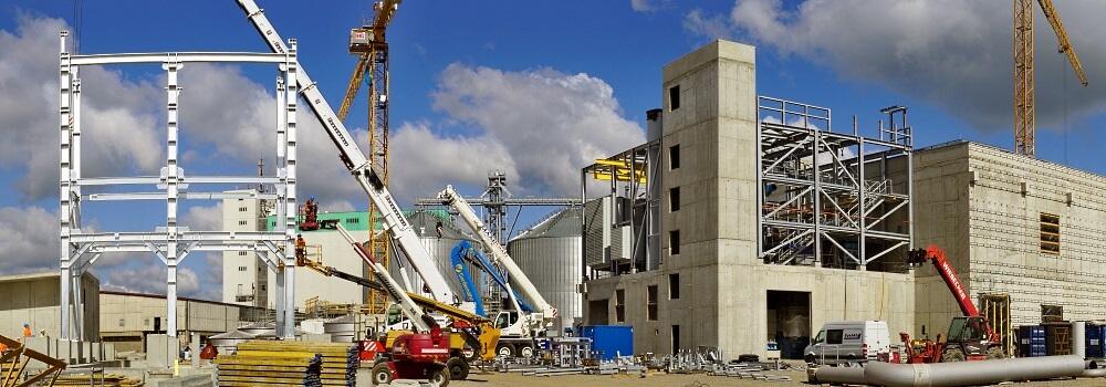 Autarke Baustellenüberwachung mit WellnerBOX