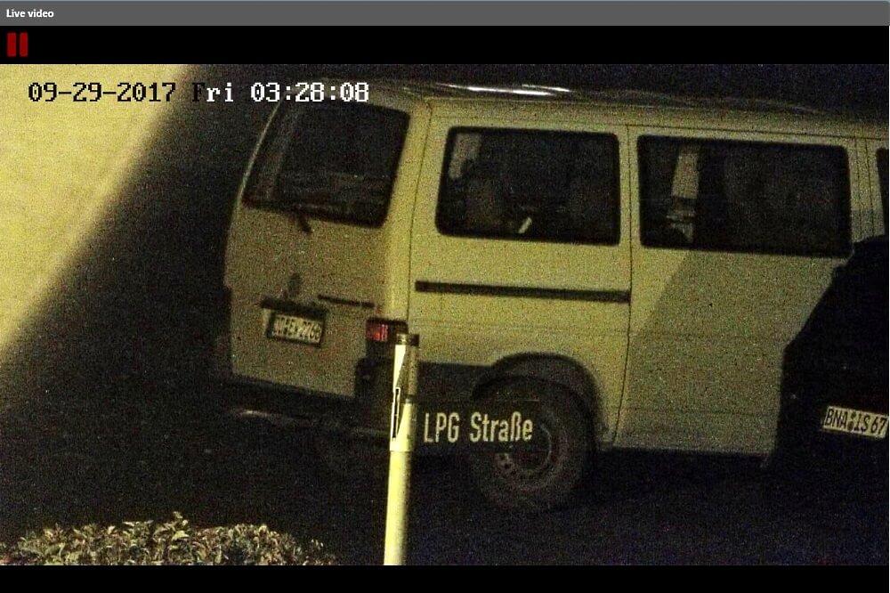 WellnerBOX Kamera_Fahrzeug_20fach Zoom_IR-Licht aus