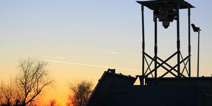 Die Lösung Für Freilandsicherungen: WellnerBOX