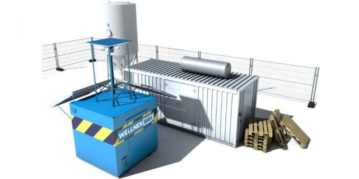Weit Mehr Als Eine Baustellenkamera - Das WellnerBOX-System