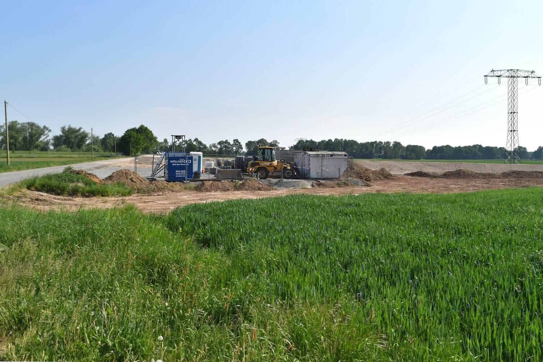 Baustellenüberwachung bei Bad Düben