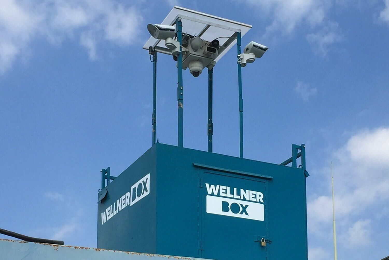 WellnerBOX with long-range detectors
